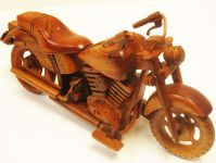 WM005 Wood Motorcycle
